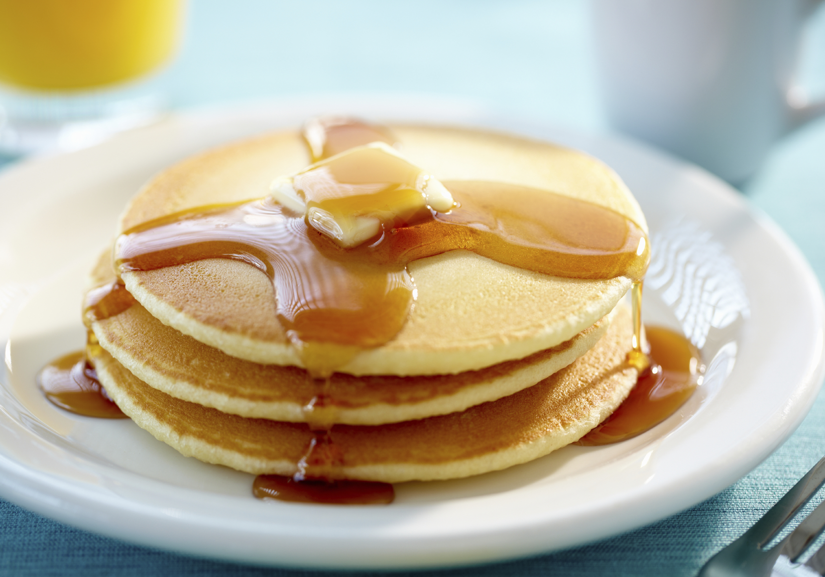 Great Buttermilk Or Buckwheat Pancakes