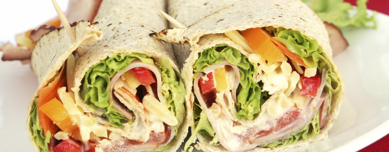 Have a Delicious Wrap!